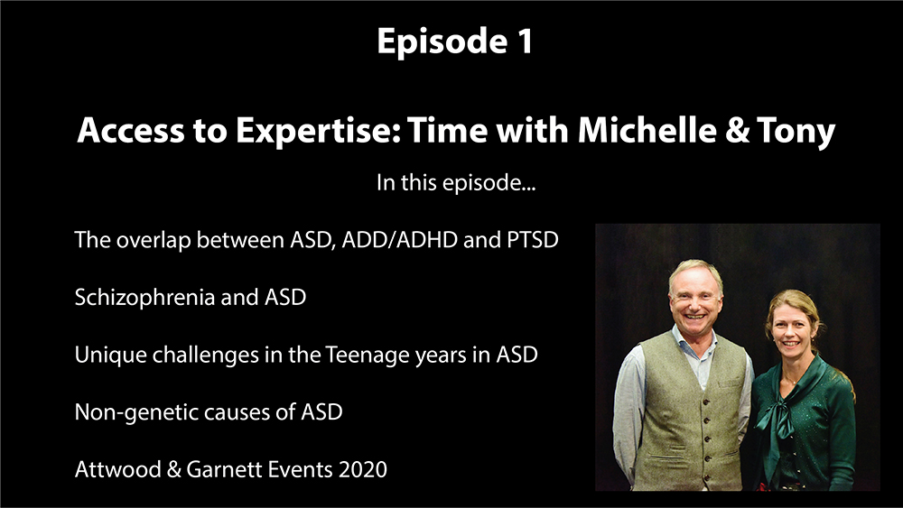 Episode 1: Access to Expertise: Time with Michelle & Tony