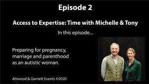 Episode 2: Access to Expertise: Time with Michelle & Tony