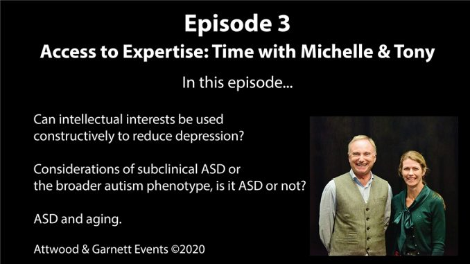 Episode 3: Access to Expertise: Time with Michelle & Tony