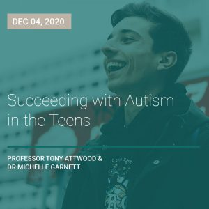 LIVE WEBCAST: Succeeding with Autism in the Teens