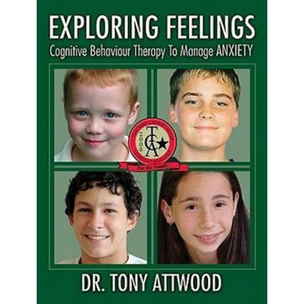 Exploring Feelings CBT to Manage Anxiety – Dr Tony Attwood