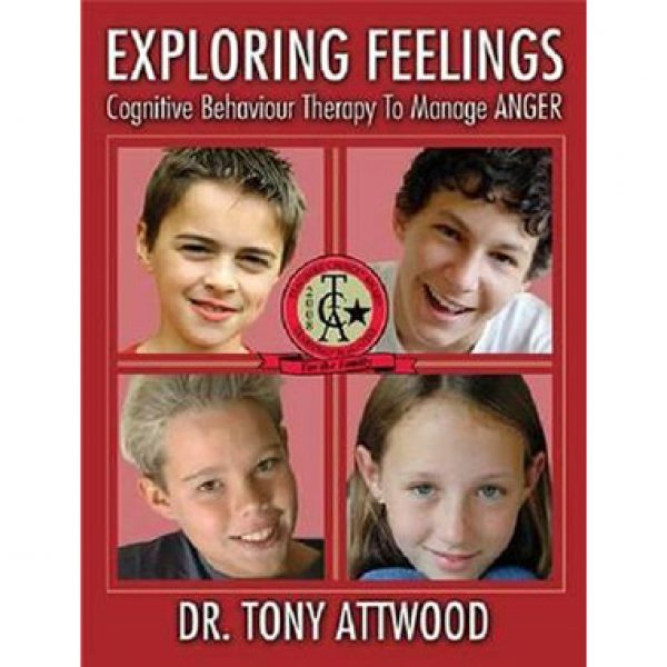 Exploring Feelings CBT to Manage Anger – Dr Tony Attwood