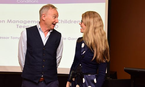 Tony Attwood Michelle Garnett ASD Teens Workshop